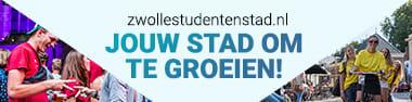 Zwolle studentenstad
